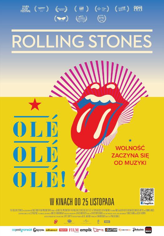 The Rolling Stones Olé Olé Olé! - pokaz przedpremierowy