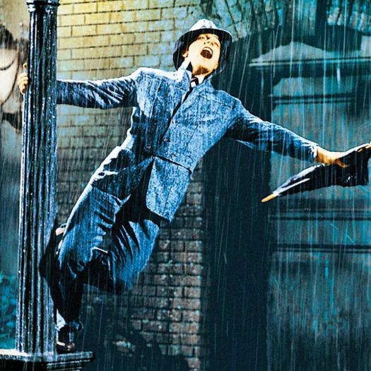 Filmowy Klub Seniorów: Deszczowa piosenka