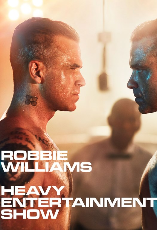 Robbie Williams - Koncert odwołany!