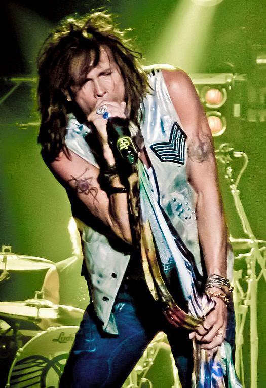 Aerosmith - Aero-Vederci Baby Tour
