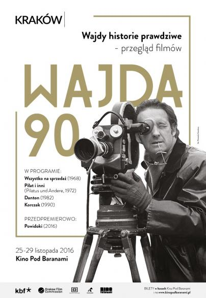 Wajdy historie prawdziwe - przegląd filmów Mistrza Andrzeja Wajdy