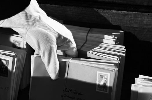Akademia Dokumentalna: Cudze listy