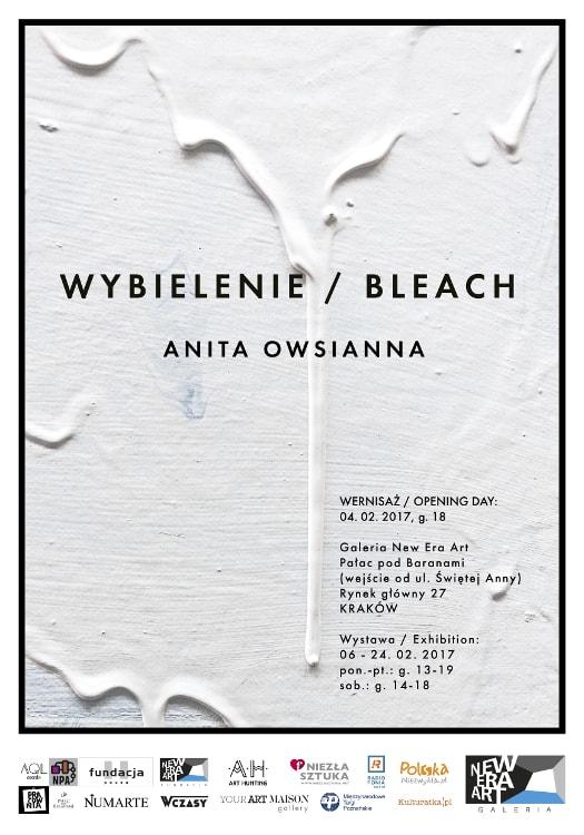 Anita Owsianna: Wybielenie/Bleach