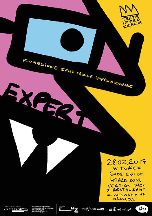 Teatr Improwizacji IMPROKRACJA: Expert