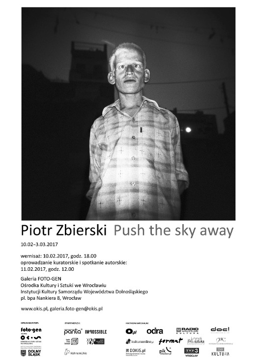 Piotr Zbierski - Push the sky away