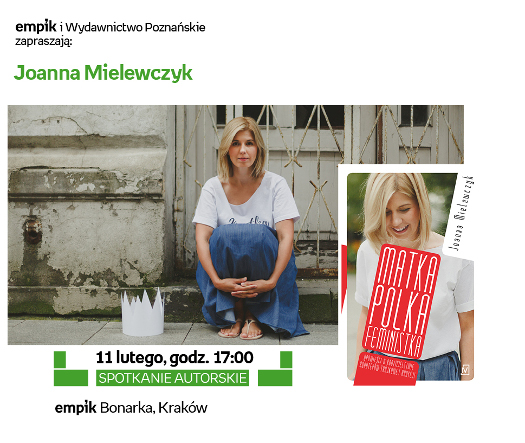Matka Polka Feministka w Empiku