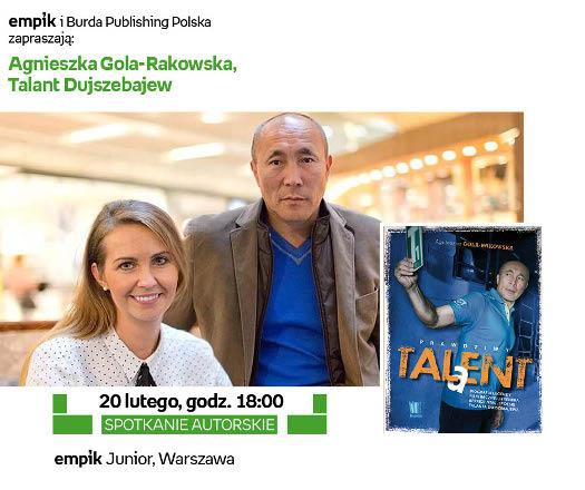 Spotkanie z Talantem Dujszebajewem