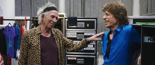 Dyskusyjny Klub Filmowy: The Rolling Stones Ole! Ole! Ole!