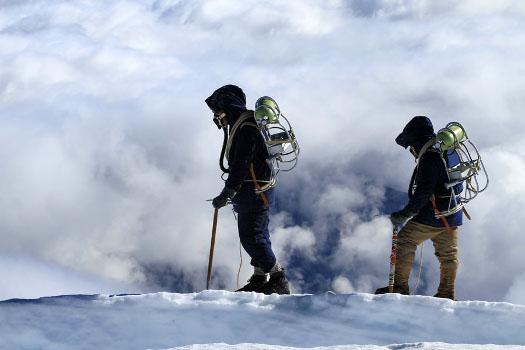 Filmowy Klub Seniorów: Everest - poza krańcem świata