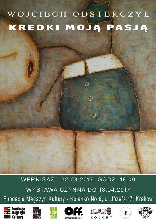 Wystawa rysunku Wojciecha Odsterczyla
