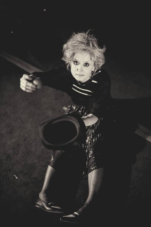 Nie lubię pana, Panie Fellini - monodram Małgorzaty Bogdańskiej