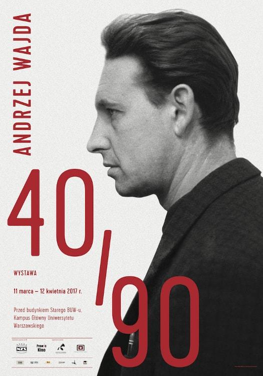 Andrzej Wajda 40/90