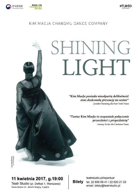 Shining Light - Koreański Teatr Tańca Współczesnego