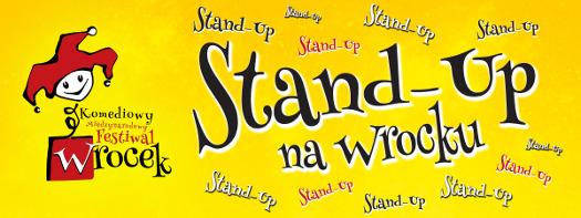 Stand-up na Wrocku: Tomek Nowaczyk/Grzegorz Dolniak/Famous Jim Williams
