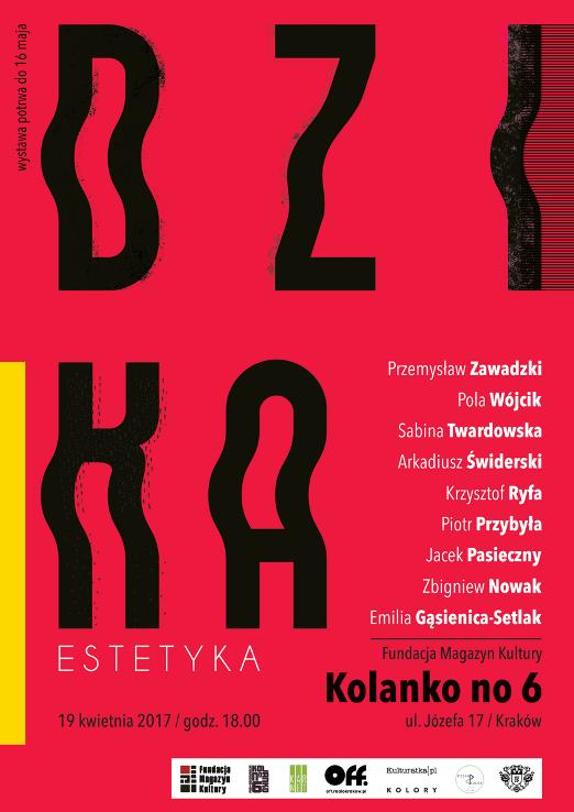 Dzika estetyka w Krakowie - wystawa