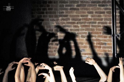 Error404 - pokaz spektaklu w Teatrze Chorea