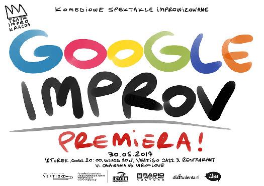 Teatr Improwizacji IMPROKRACJA: Google Improv [premiera!]