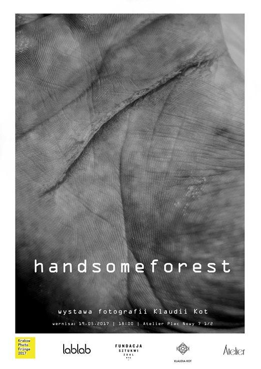 Handsomeforest - wystawa fotografii Klaudii Kot