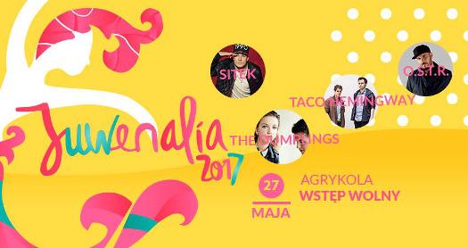 Juwenalia Uniwersytetu Warszawskiego 2017: Koncert