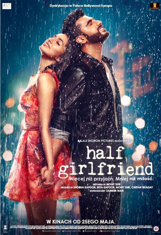 """Pokazy specjalne bollywoodzkiego hitu """"Half Girlfriend"""""""
