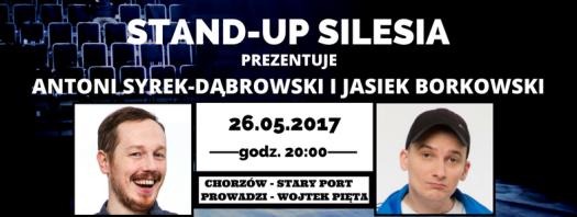 Stand-up w Chorzowie