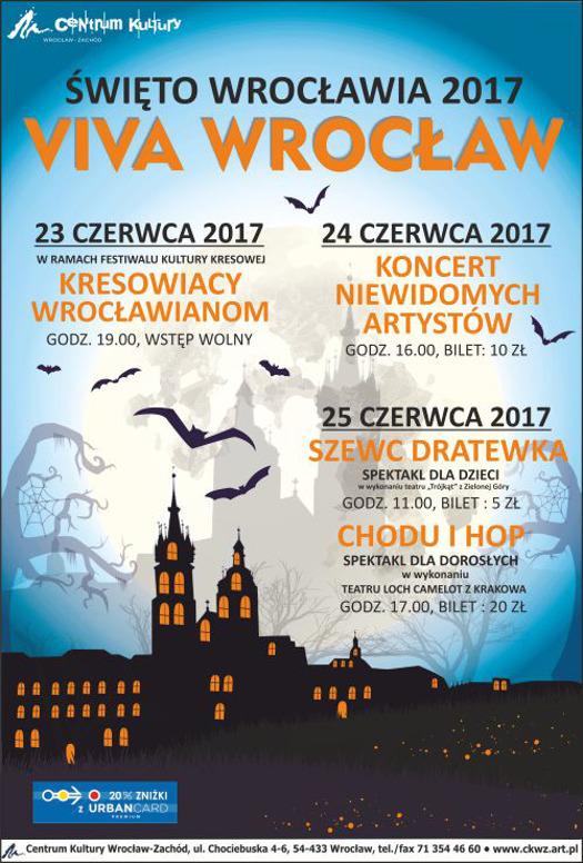 Święto Wrocławia Viva Wrocław