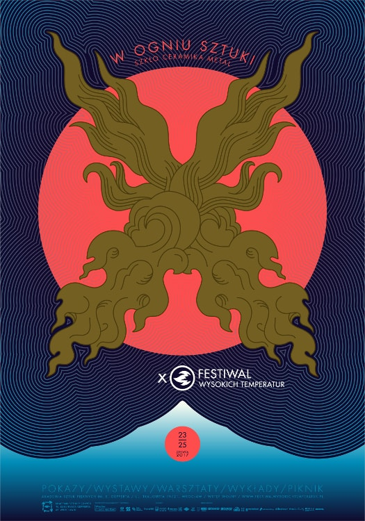 10. Festiwal Wysokich Temperatur: W ogniu sztuki