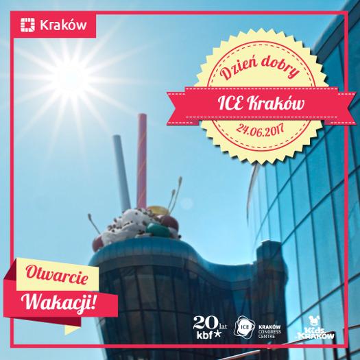 Dzień dobry ICE Kraków