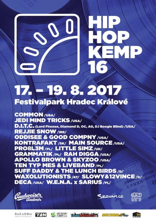 Hip Hop Kemp 2017 - Dzień1