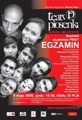 """""""Egzamin"""" - spektakl studentów PWST"""