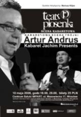 Jachimek i Andrus w Teatrze Piosenki