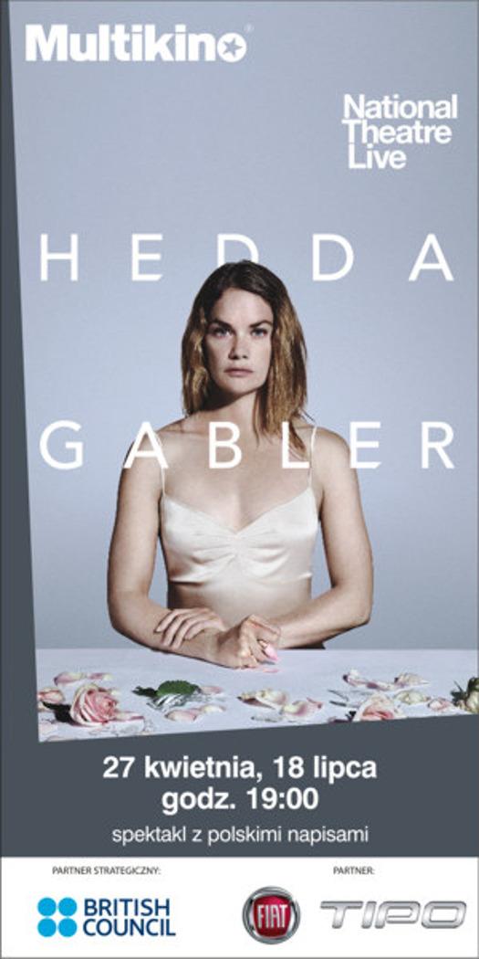 Hedda Gabler - spektakl w Multikinie