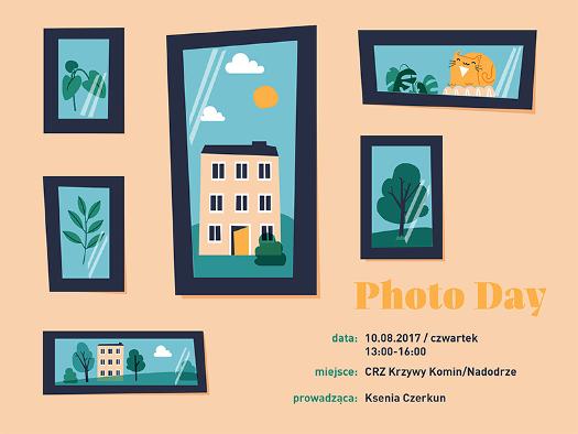 Photo Day - bezpłatne warsztaty fotograficzne dla dzieci