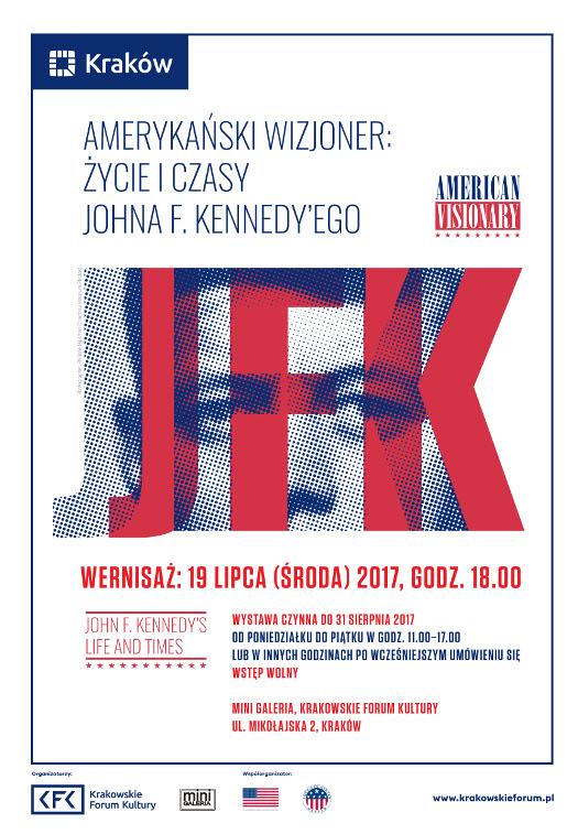 Amerykański wizjoner: Życie i czasy Johna F. Kennedy'ego