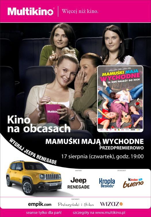 """Kino Na Obcasach – """"Mamuśki mają wychodne"""""""