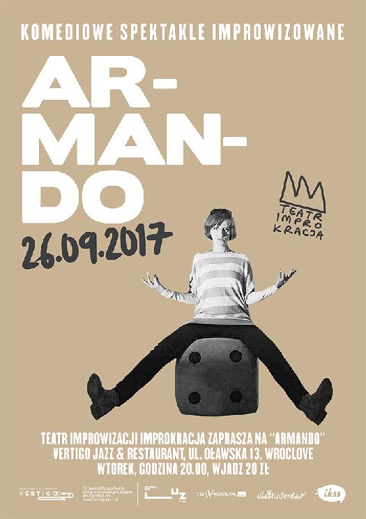 Teatr Improwizacji IMPROKRACJA: Armando