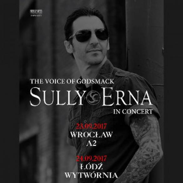 Sully Erna (The Voice of Godsmack)