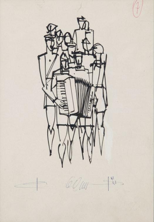 Najbardziej poszukiwane dzieła artystów drugiej połowy XX wieku