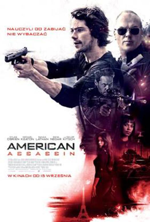 American Assassin - przedpremiera w Kinie Atlantic