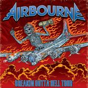Airbourne, support: Desecrator