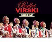 """Narodowy Balet Ukrainy """" Virski """" - Wrocław"""