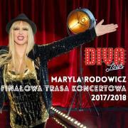 Maryla Rodowicz Diva Tour 2017/2018 - Wrocław