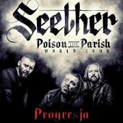 Seether - Poison The Parish World Tour