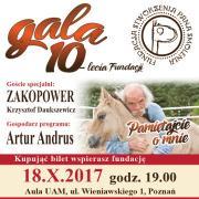 X-lecie Fundacji Stworzenia Pana Smolenia: Zakopower, K.Daukszewicz, A.Andrus