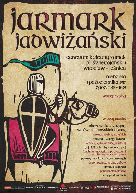Średniowieczny Jarmark Jadwiżański w CK ZAMEK