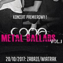 COMA I Metal Ballads vol.1.