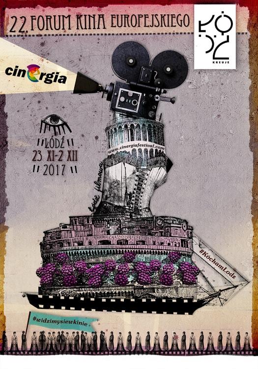 22. edycja Forum Kina Europejskiego Cinergia