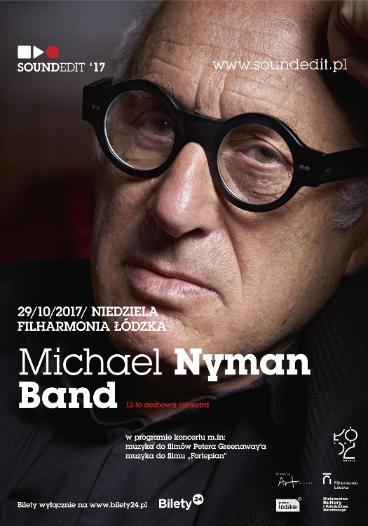Soundedit 2017 - Michael Nyman