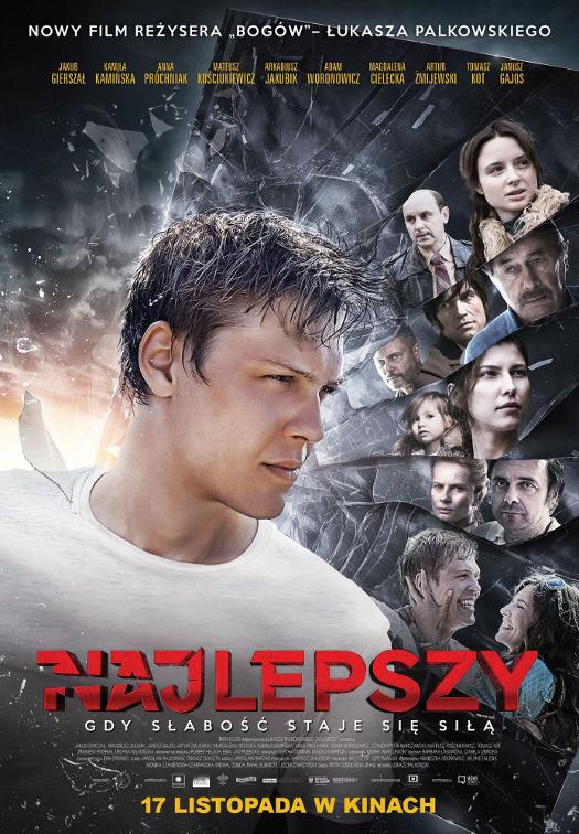 """""""Najlepszy"""" - pierwszy pokaz filmu w Polsce"""