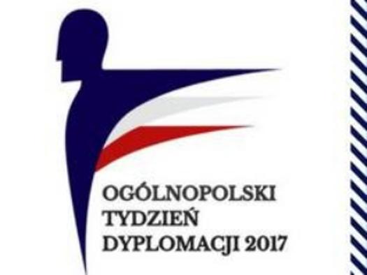 Ogólnopolski Tydzień Dyplomacji 2017